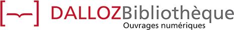 Logo Dalloz Bibliothèque