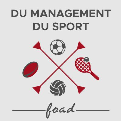 Logo DU Management du sport 21-22