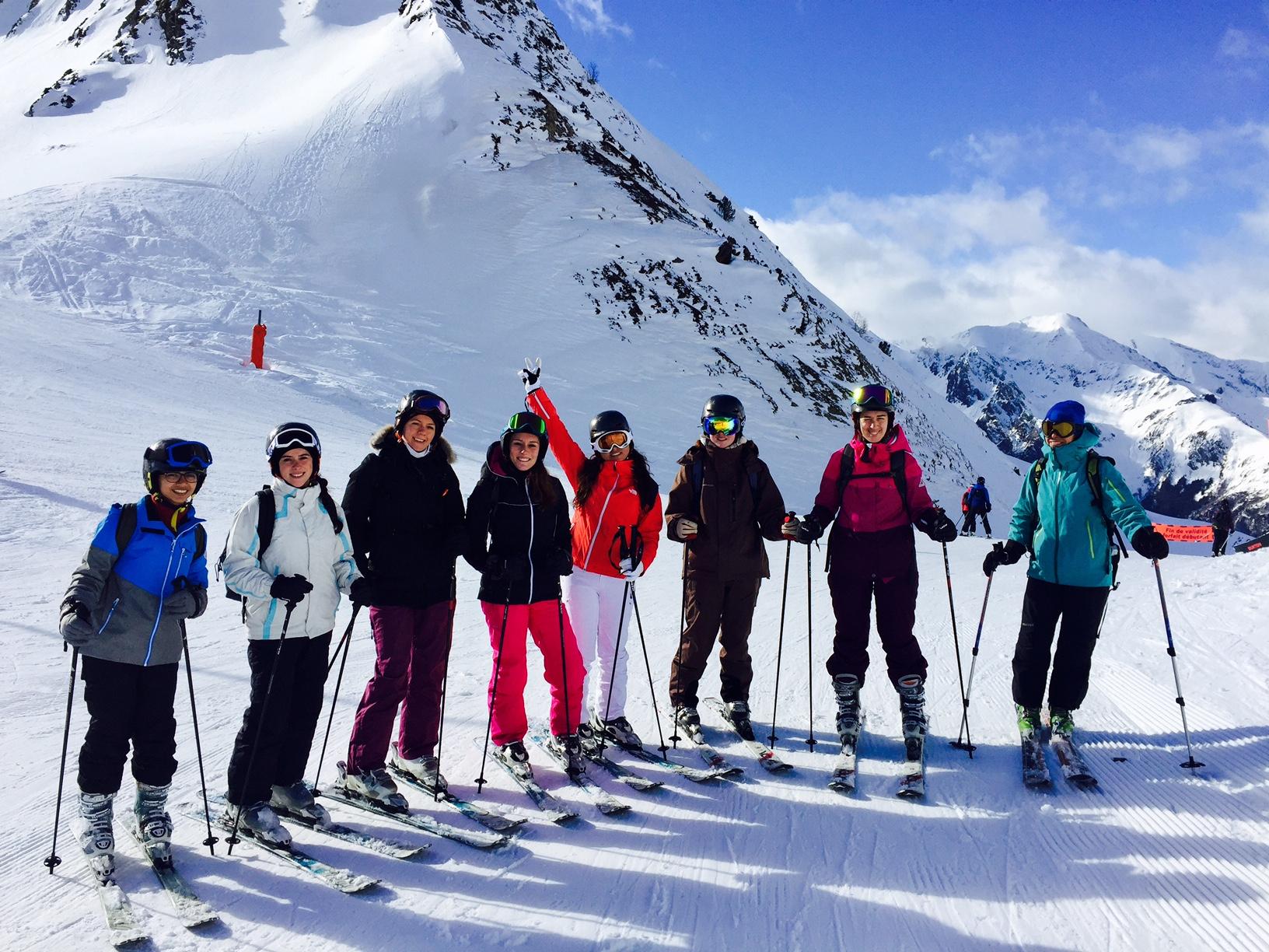 Stage de ski DAPS 2018 - 2