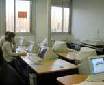 Salle informatique Etudiants