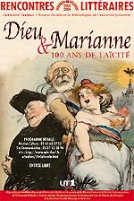 Rencontres littéraires 2006 - Dieu et Marianne : 100 ans de laïcité
