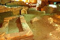 Saint Pierre des cuisines, crypte archéologique