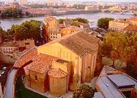 Saint Pierre des cuisines, vue aérienne