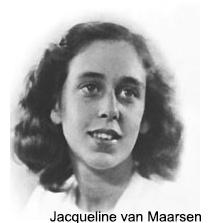 Jaqueline Van Maarsen