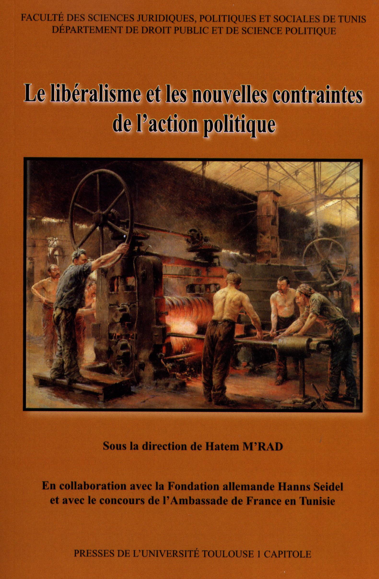 Universit toulouse 1 capitole le lib ralisme et les nouvelles contraintes de l 39 action - Bureau de change toulouse capitole ...