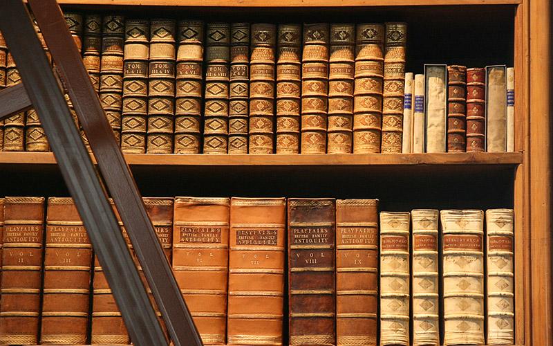 Bibliothèque - livres anciens