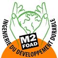 logo master 2 développement durable foad