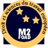 Master 2 Droit et sciences du travail européen (DSTE), FOAD