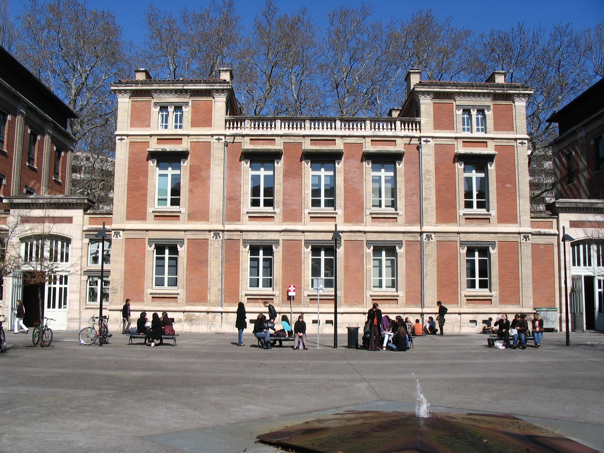 Toulouse College in France