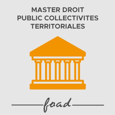 Logo Master Droit Public 21-22