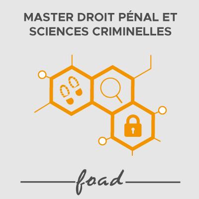 Logo Master penal science criminelle 21-22