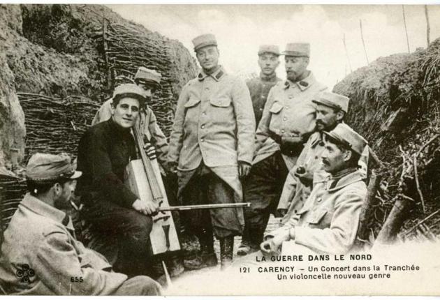 Musique et Grande Guerre