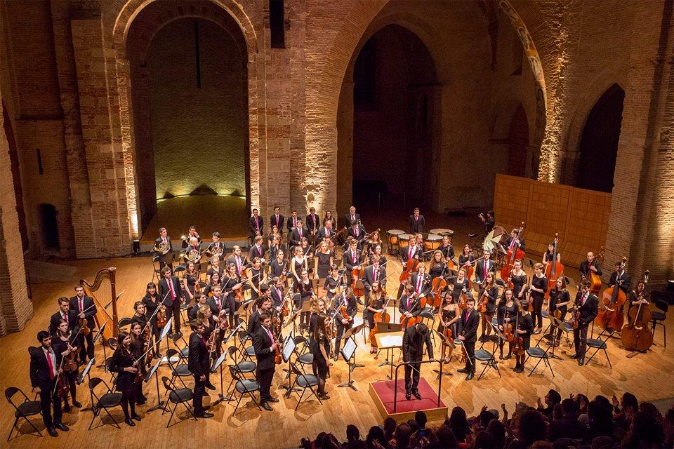 Universit toulouse 1 capitole musique symphonique - Orchestre chambre toulouse ...