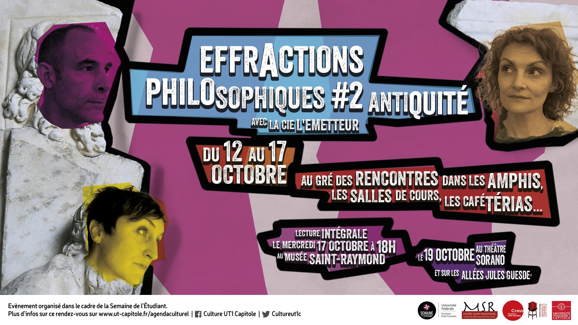 Culture - Effractions philosophiques #2