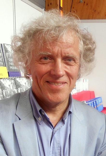 Pascal Ory de l'Académie française